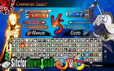 Gambar Games Naruto Shippuden Ninja Strom 3