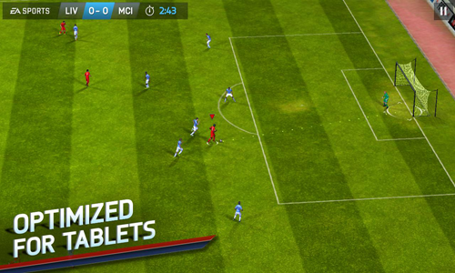 Gambar Games fifa 2014 for android