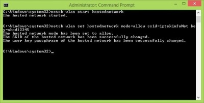 Tutorial Cara Membuat Wifi Hotspot Pada Windows 8 | Cara Sharing Internet Pada Windows 8